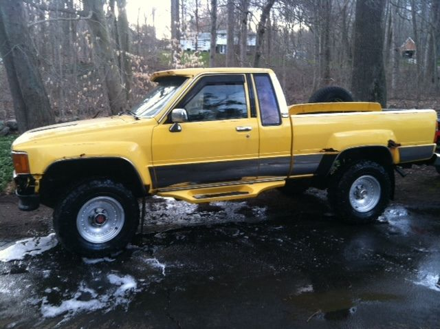 1986 Toyota Pick up Extra Cab