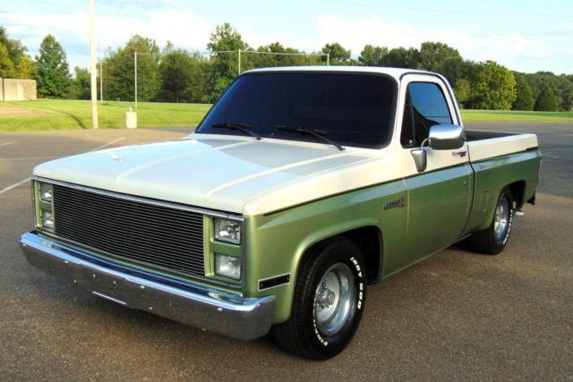 1986 Truck C10 6 0 Ls Swap Custom Interior 3 73 Posi Swb