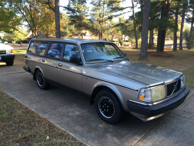 1986 Volvo 245 Wagon Excellent Condition No Reserve For Sale