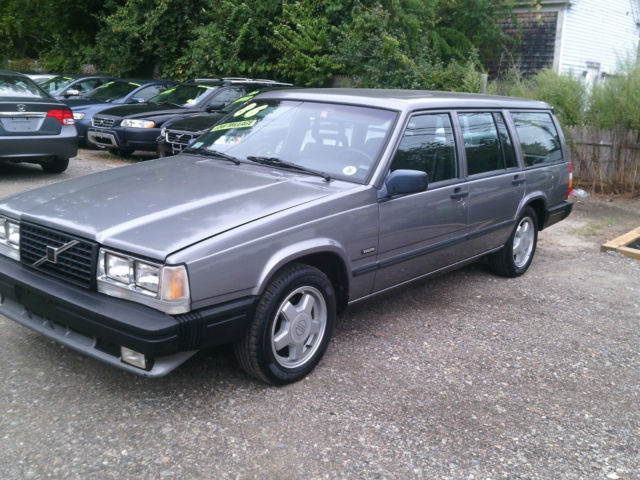 1986 Volvo 740 Turbo Wagon Only 43k Doented Miles For