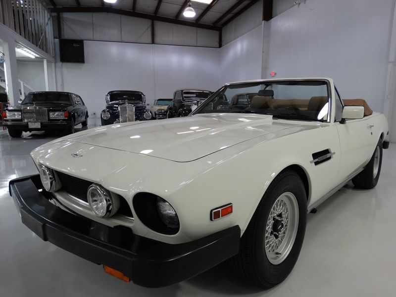 1987 Aston Martin Other ONLY 25,107 ACTUAL MILES!