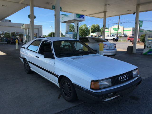 1987 Audi Other GT Coupe