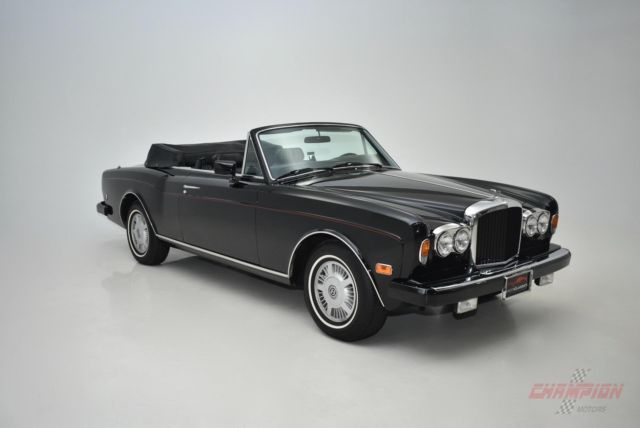 1987 Bentley Continental Flying Spur --