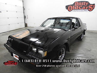 1987 Buick Grand National Runs Drives Great Turbocharged Ready to Go