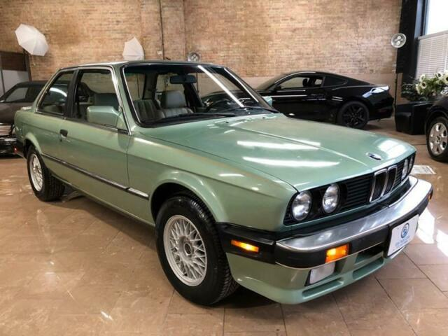 1987 BMW 3-Series 325is 2dr Coupe