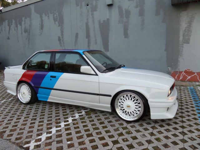 1987 bmw 325 coupe custom for sale photos technical