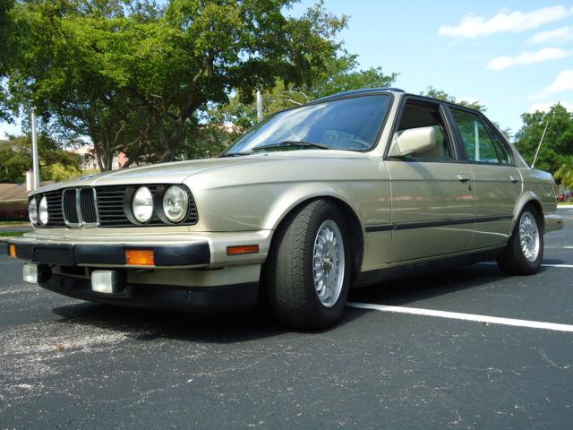 1987 BMW 325i Base Sedan 4-Door 2.5L, 5 Speed manual..... for sale ...