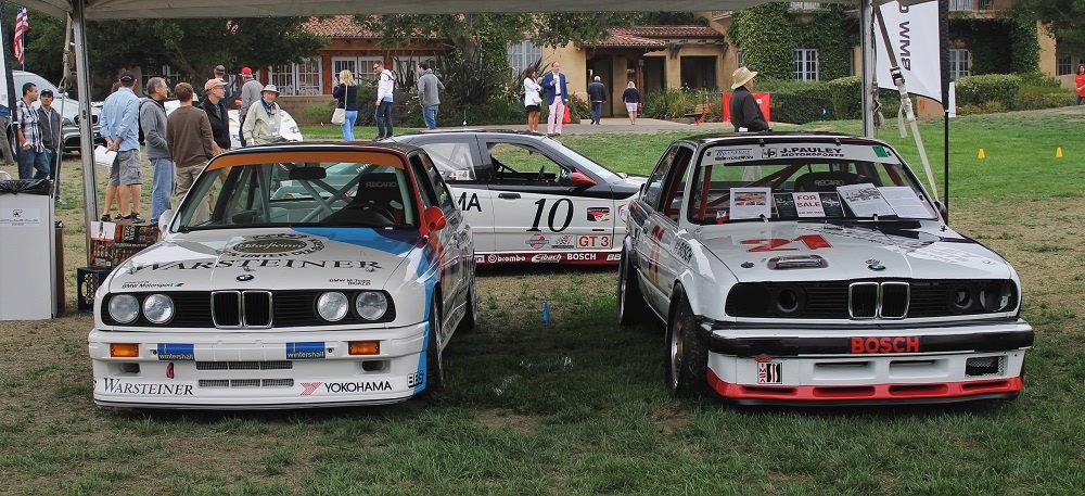 1987 BMW e30 325is Racecar