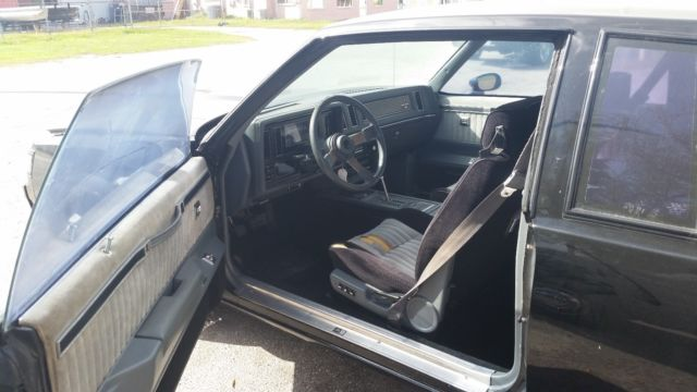 Buick Grand National Barn Find >> 1987 Buick Grand National Barn Find 1 Owner Florida Car For Sale