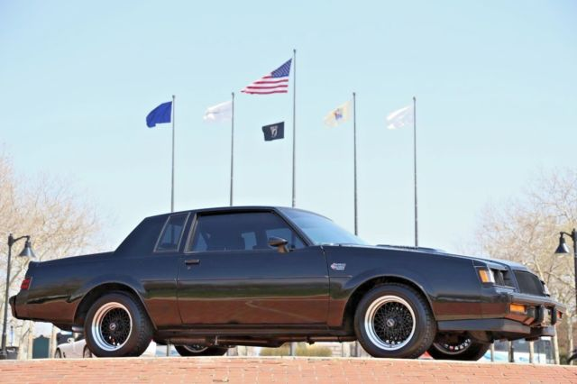 1987 Buick Grand National Turbo Hardtop