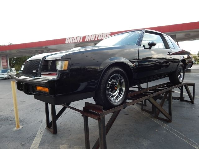 1987 Buick Grand National Regal