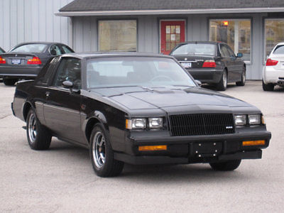 1987 Buick Regal PW,PDL, Tilt, AC