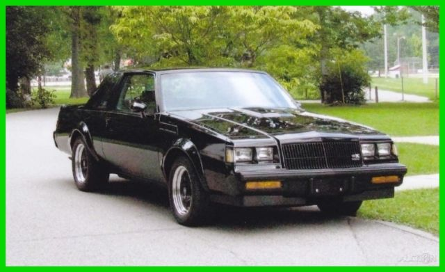 1987 Buick Grand National Turbo GNX #209