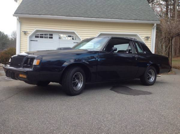 1987 Buick Regal 2dr Coupe