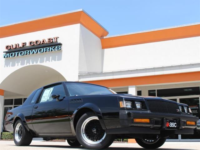 1987 Buick Regal Grand National Turbo GNX