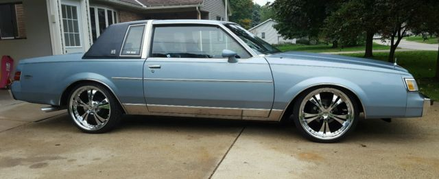 1987 Buick Regal Limited