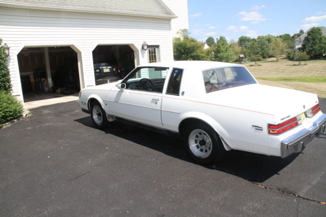 1987 Buick Regal Limited T T Type Turbo T Grand National For Sale Photos Technical