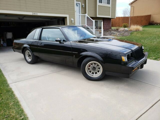 1987 Buick Grand National WE4