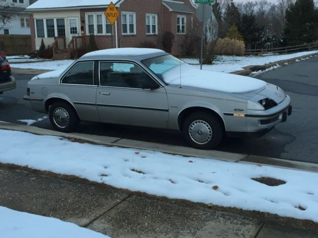 1987 Buick Other