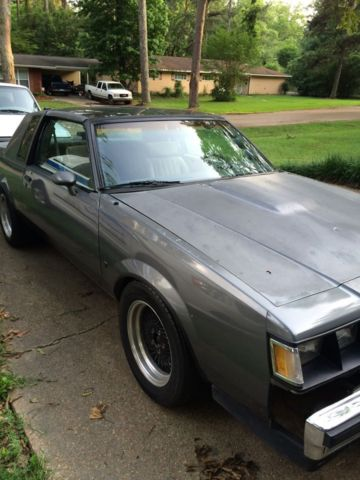1987 Buick Regal T-Type Turbo-T Grand National