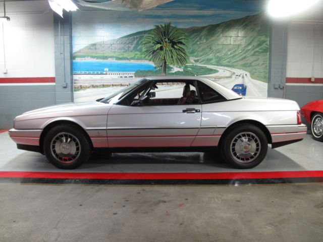 1987 Cadillac Allante 2dr Coupe Co
