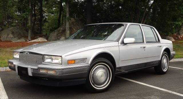 1987 Cadillac Seville Base Sedan 4-Door