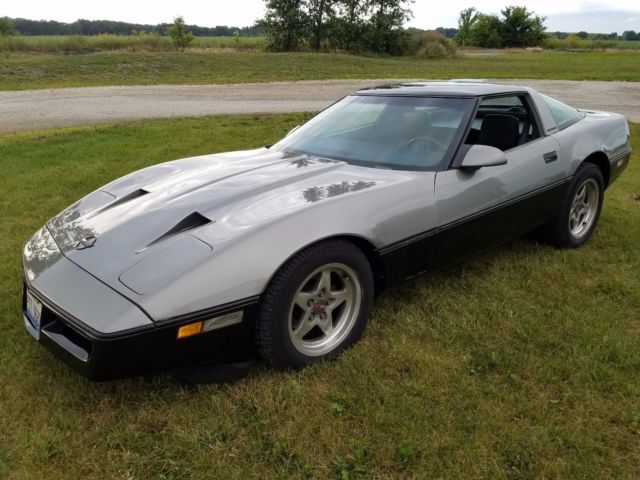 1987 callaway twin turbo corvette for sale photos technical specifications description. Black Bedroom Furniture Sets. Home Design Ideas