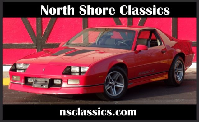 1987 Chevrolet Camaro -VERY SOLID IROC Z- NEW PAINT- SWEET 80'S CAMARO-S