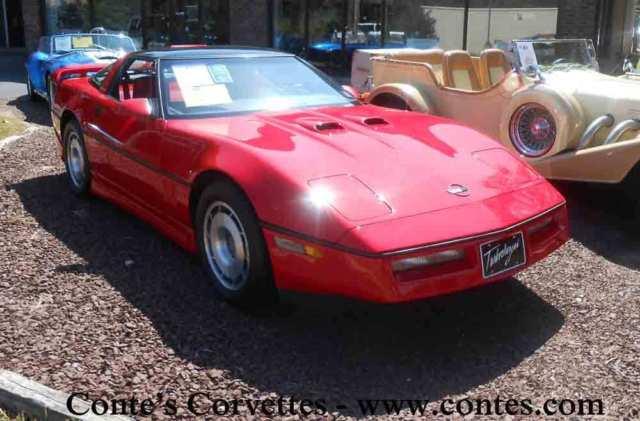 1987 chevrolet corvette callaway twin turbo b2k coupe for. Black Bedroom Furniture Sets. Home Design Ideas