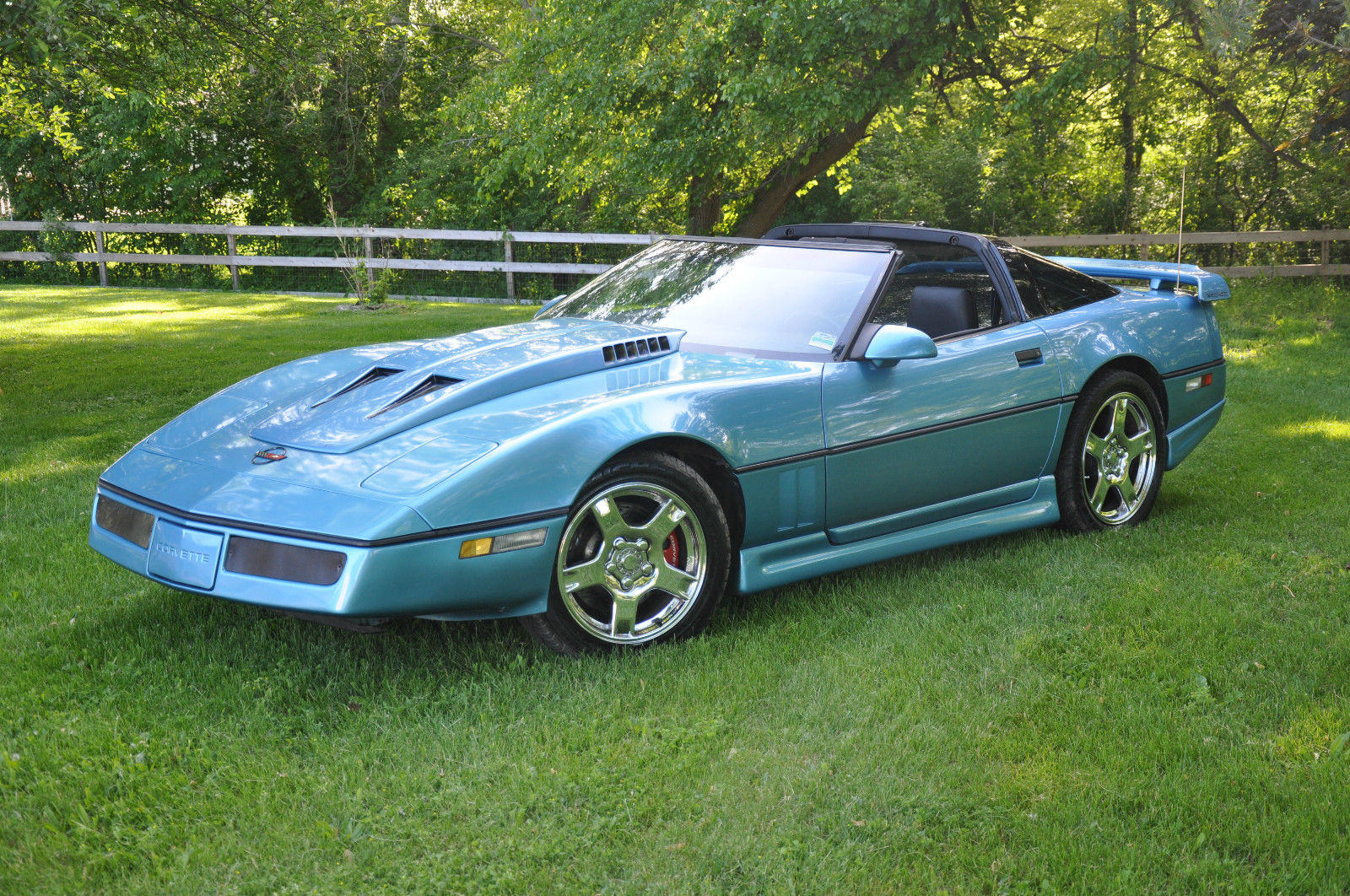 1987 Chevrolet Corvette Greenwood