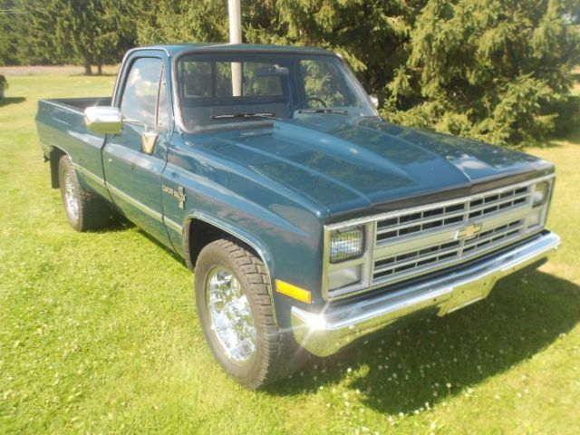 1987 Chevrolet Other Pickups Pickup