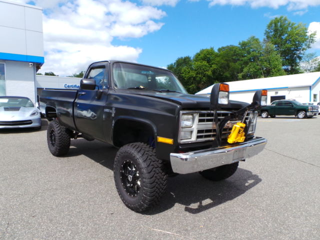 1987 Chevrolet C/K Pickup 2500 Regular Cab