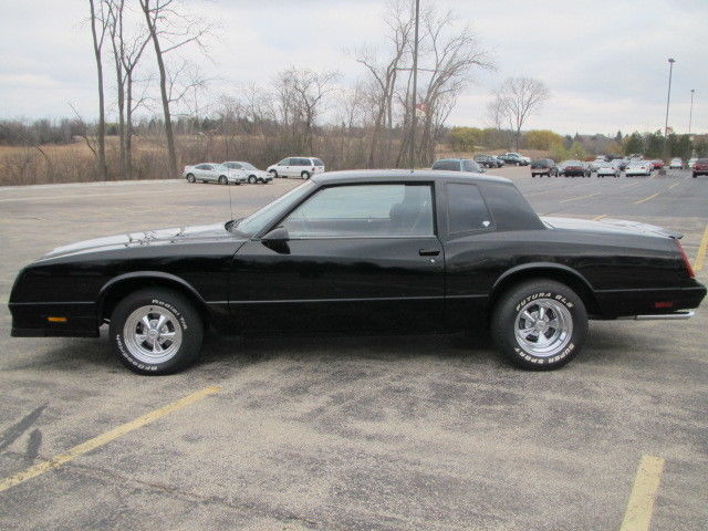 1987 Chevrolet Monte Carlo SS 2dr Coupe