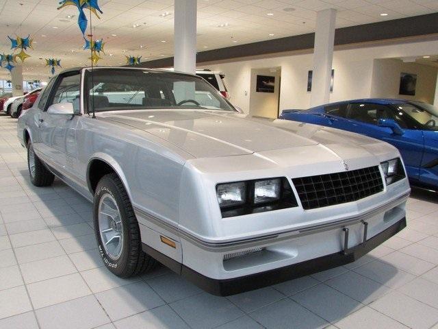 Youngstown Chevrolet >> 1987 CHEVROLET MONTE CARLO SS AEROCOUPE 15,618 ORIGINAL MILES for sale: photos, technical ...