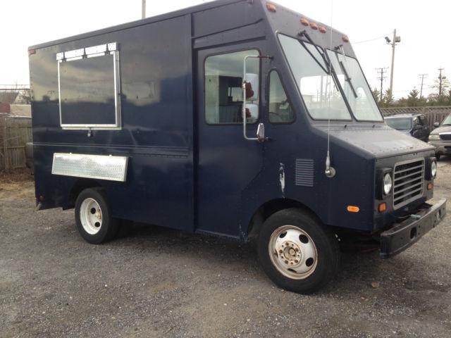 1987 Chevrolet P30 Food truck Step Van fully built very low