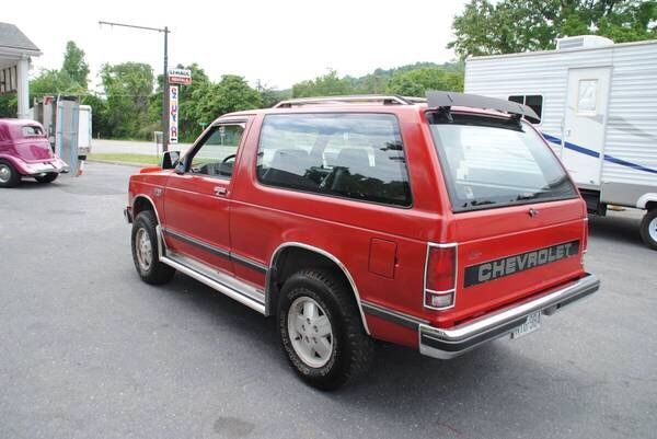 1987 Chevrolet Blazer High Country