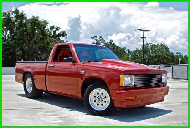 1987 Chevrolet S-10 650+HP Pro-Street / 200 Miles Since Fully Built