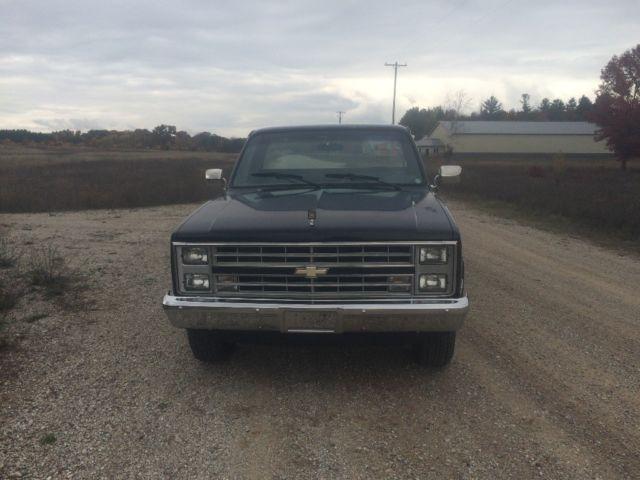 1987 Chevrolet Silverado Pickup For Sale Photos Technical