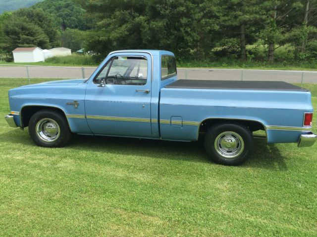 1987 Chevrolet C-10 short bed
