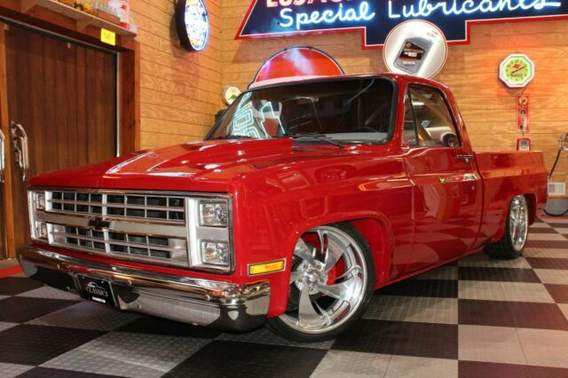 1987 Chevy C10 R10 Short Bed Pickup Truck Pro-Touring