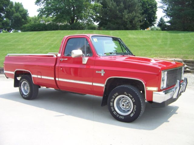 Blackout Chevy Silverado >> 1987 CHEVY C/K TRUCK, FULLY RESTORED, 4X4, V8, FUEL INJECTED, EXTRA CLEAN! for sale: photos ...