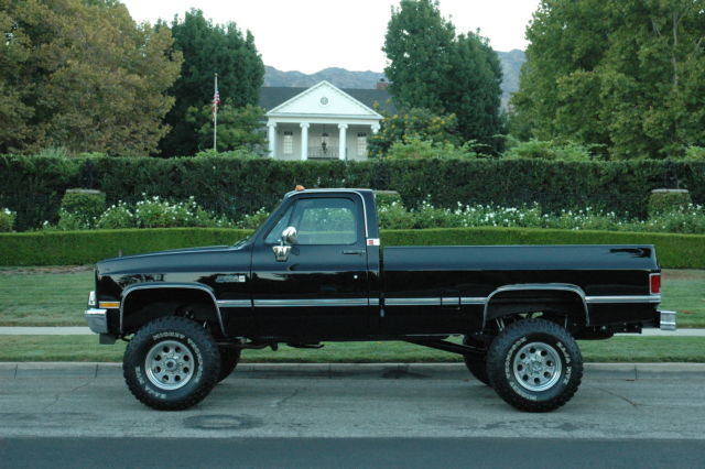 1987 chevy truck 1 ton 4x4 3500 for sale photos technical specifications description. Black Bedroom Furniture Sets. Home Design Ideas
