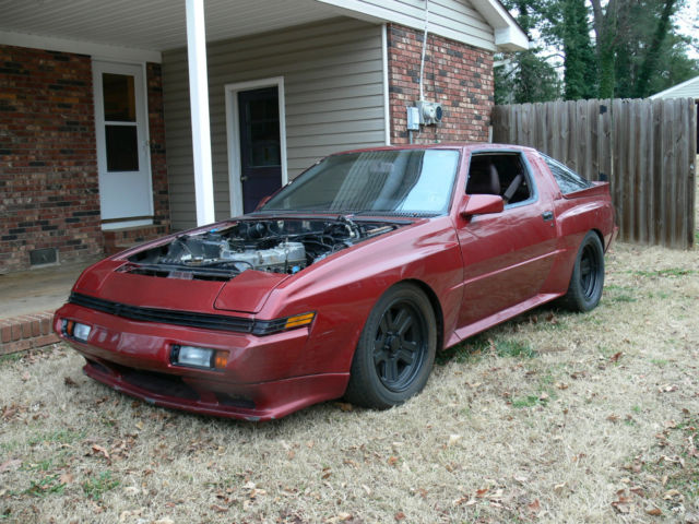1987 Chrysler Conquest TSI 2.6L for sale: photos ...