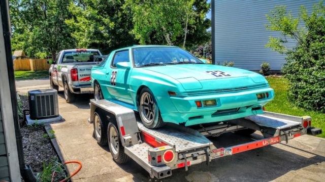 1987 Chrysler Conquest TSi (SCCA Track Car) For Sale