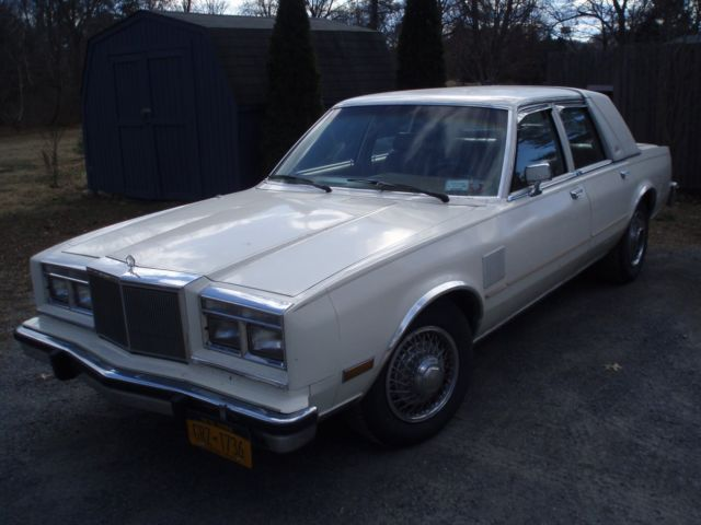 1987 Chrysler Fifth Ave