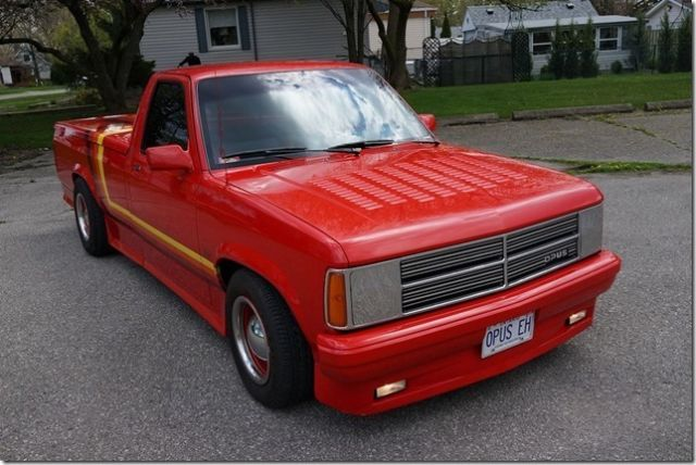 1987 Dodge Dakota