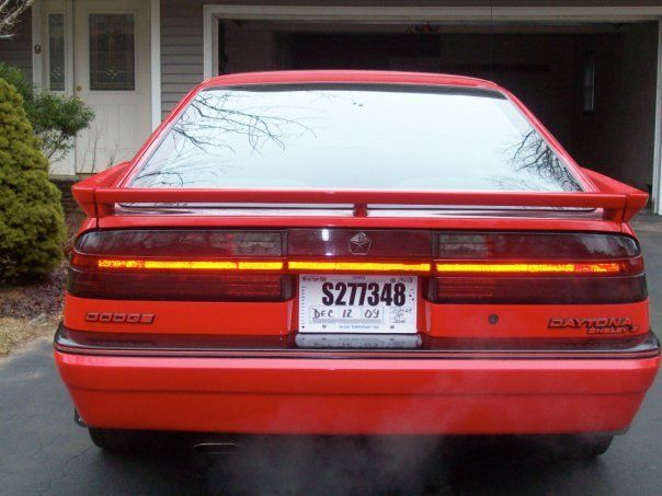 1987 Dodge Daytona Cs