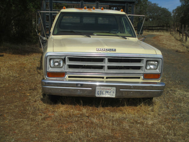 1987 Dodge Other Pickups