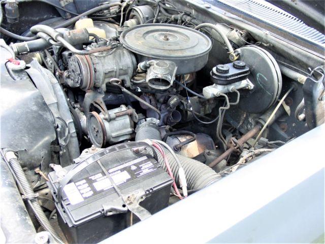 1987 Dodge Ram D100 Pickup Truck 225 Slant Six  Not Working For Sale  Photos  Technical
