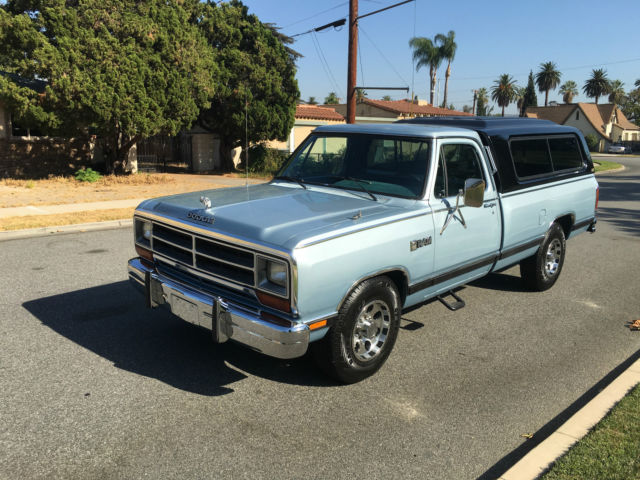 1987 Dodge Other Pickups D-250